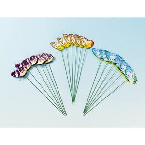 Magnet 3Pagen 18 svetielkujúcich motýlikov