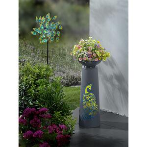 """Magnet 3Pagen LED stojan na kvetiny """"Páv"""""""