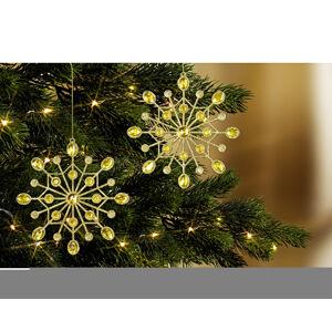 Magnet 3Pagen 2 hviezdy na zavesenie na strom