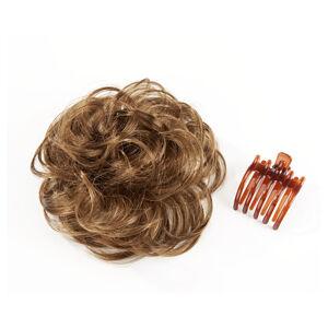 Magnet 3Pagen Prameň vlasov so sponou stredne hnedá