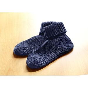 Magnet 3Pagen 1 pár termo ponožiek, tmavomodrá