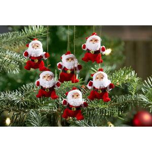 Magnet 3Pagen 6 Santa Clausov