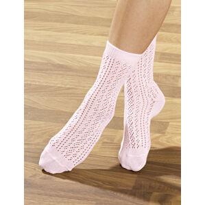 Magnet 3Pagen 4 páry háčkovaných ponožiek