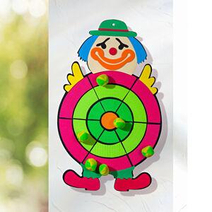 "Magnet 3Pagen Hádzacia hra ""Klaun"""