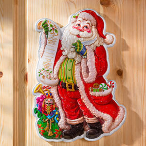 "Magnet 3Pagen Detektor pohybu ""Santa Claus"""