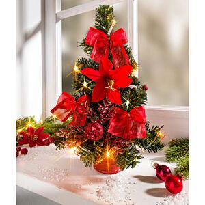 """Magnet 3Pagen LED vianočný stromček  """"Amaryllis"""""""