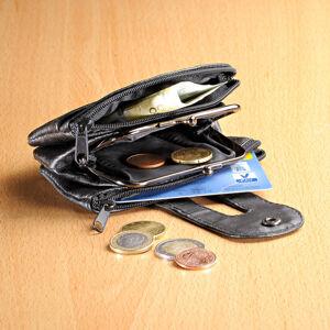 Magnet 3Pagen Dámska peňaženka, hnedá čierna