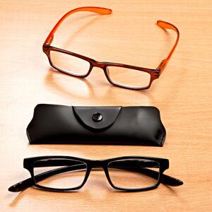 Magnet 3Pagen Okuliare na čítanie čierna +3,5dpt