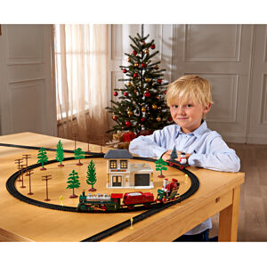 Magnet 3Pagen Vianočný vlak