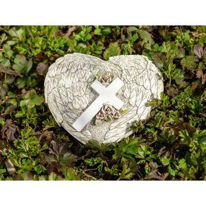 Magnet 3Pagen Srdce s krížom