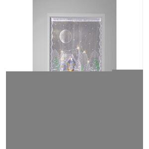 """Magnet 3Pagen LED dverová záclona """"Jelenia rodina"""" 90x195cm"""