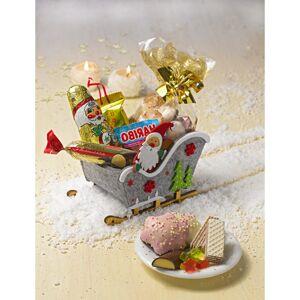 Magnet 3Pagen Vianočné sánky s náplňou