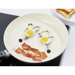 "Magnet 3Pagen 2 formičky na vajíčka ""Zajačik + kuriatko"""