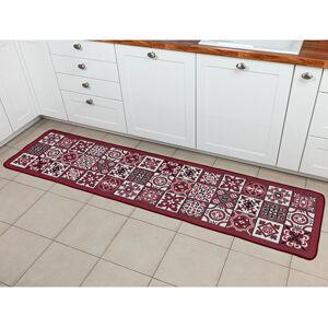 Magnet 3Pagen Koberec do kuchyne červená 60x120cm