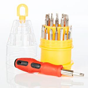 Magnet 3Pagen 31-dielna súprava skrutkovačov