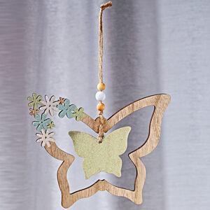 """Magnet 3Pagen Drevená dekorácia """"Motýľ"""""""