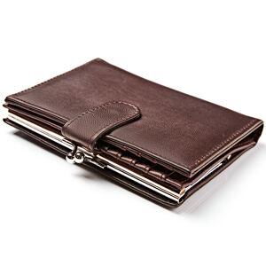 Magnet 3Pagen Dámska peňaženka hnedá