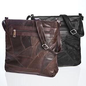 Magnet 3Pagen Kožená kabelka čierna
