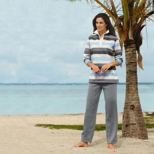 Magnet 3Pagen Tričko a nohavice pre voľný čas sivá/modrá XL